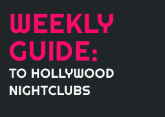 weekly guide to nightclubs
