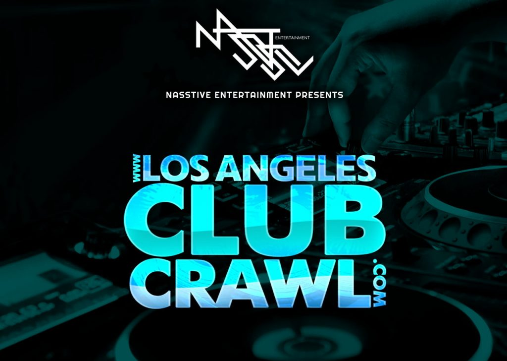 Check Out Our Downtown Los Angeles Club Crawl Every Friday And Saturday Night